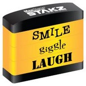Stakz Actions - Smile, Giggle, Laugh