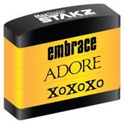 Stakz Actions - Embrace, Adore, XOXOXO