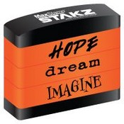 Stakz Thoughts - Hope, Dream, Imagine