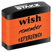 Stakz Thoughts - Wish, Remember, Experience