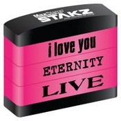Stakz Love -  I love you, Eternity, Live