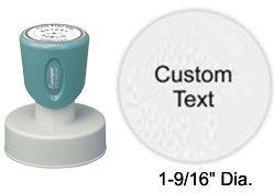 """XStamper N53 XStamper N53, Larger Round 1-9/16"""" diameter"""