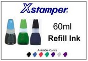 Xstamper Refill Ink - 60ml Bottle