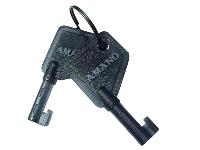 Amano Plastic Key - AJR-201150