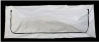 """Body Bags 48"""" x 100"""" - X-Large Heavy Duty Body Bags"""