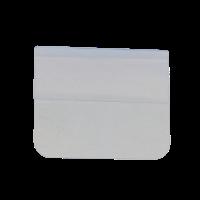 Clear Pocket Name Badge Clip