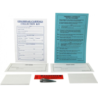 Fingernail Clippings Evidence Collection Kit
