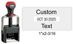 Shiny H-6104 Self-Inking Dater