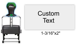 Shiny HM-6003, Heavy Metal Self Inking Stamp