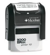 2000 Plus P-10 Self Inking Printer