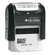 2000 Plus P-10 Self Inking Printer
