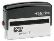 2000 Plus Printer P15 Self Inking Stamp