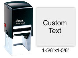 Shiny S-542 Self Inking Stamp