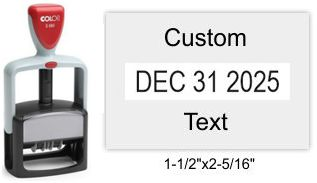 S360 Self-Inking Dater