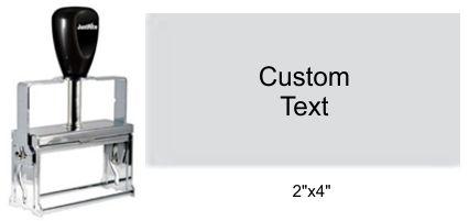 Justrite Plain Self-Inking 94-PL Stamp