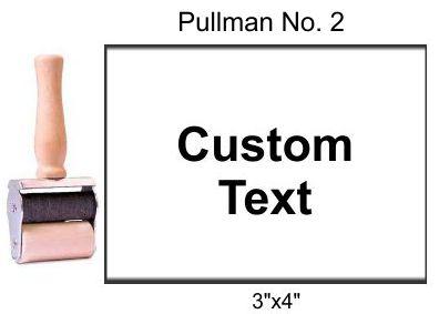 No. 1 Pullman Speedroller