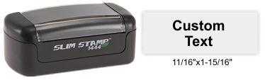Trodat 1444 SuperSlim Stamp