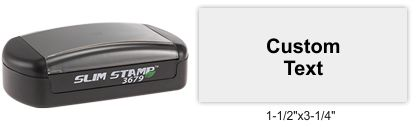 Trodat 3679 SuperSlim Stamp