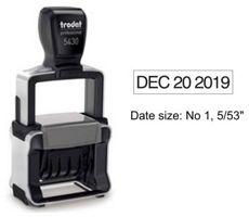 Trodat 5030 Date Stamp