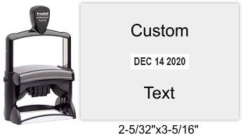 Trodat 54110 Date Stamp