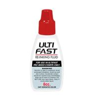 Ultifast Ink 6cc Bottle- RED