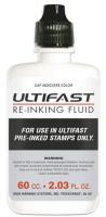 Ultifast Ink 2oz Bottle- BLACK