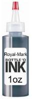 Royal-Mark Pre-Inked Stamp Oil-Base Ink