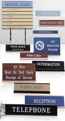 Engraved Name Plate Engraved Name Tag Engraved Name