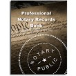 NRB The Professional Notary Records Book